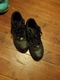 black basketball shoes Lancaster, 43130