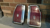 pair of car taillights DARBY