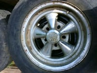 4 Crager rims and tires Clyde, 28721