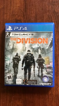 PS4 Games - Division, Battlefront, & Watch Dogs Sioux City, 51106