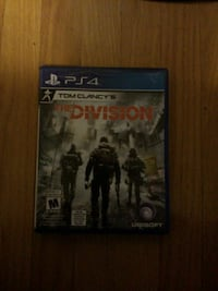 The division ps4 Orangeville, L9W
