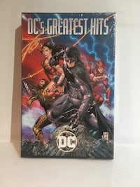 DC Comics Greatest Hits
