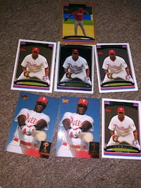 Ryan howard rookies