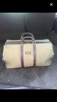 ARMY/NAVY BAG
