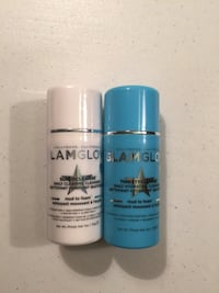 Brand new GlamGlow cleansers large $15 , small $5 Fairfax, 22032