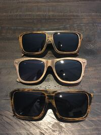 Polarized Wood sunglasses Nanaimo, V9S 5T9