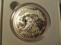 Royal Canadian Mint $200 For $200 Series Silver Coins Mississauga