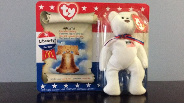 2403bce112d Used libearty ty beanie baby package for sale in Streamwood - letgo