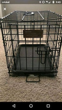 Small Dog Cat Crate Kennel