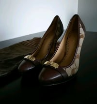 authentic coach high heels