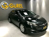 2016 Opel Astra SEDAN 1.6 CDTI 136 PS DESIGN AUTO
