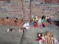 assorted Barbie dolls and dolls Omaha, 68132