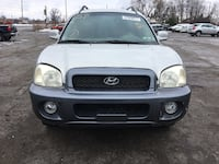 Parting out 2004 Hyundai Santa Fe AWD New Castle, 16101