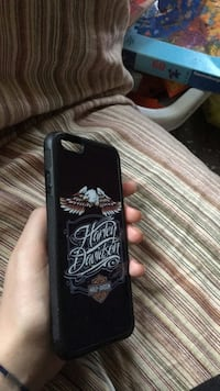 black and brown floral iPhone case Kalamazoo, 49001