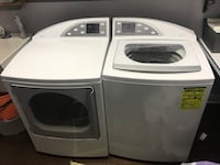 Ge profile washer and dryer  Lerna, 62440