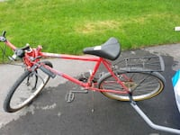 Used bicycle in good condition. $30 or best offer Ottawa, K2J 4J1