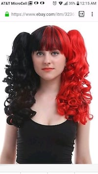 HARLEY Quin Lolita Synthetic Wigs Clip-on Ponytail Pensacola, 32506