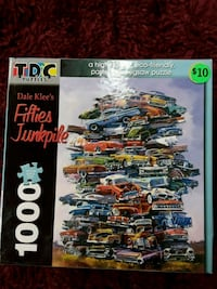 FITIES JUNKPILE Puzzle -new Harpers Ferry, 25425