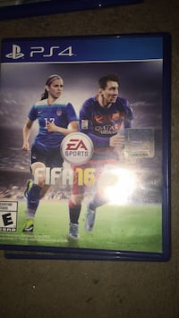 Ps4 FIFA 16 Capitol Heights, 20743