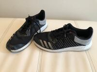 Adidas Grey and black Sports Shoes, Size 3.5  Richmond Hill, L4S 2V4
