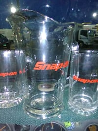 Snap-on tools beer pitcher set