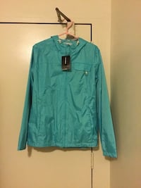 Beautiful sportex platinum jacket  size xl never worn tags still attached ..(features water repellent technology and media pocket retail value $29.97 ..20.00 firm no holds London, N6J 2V9