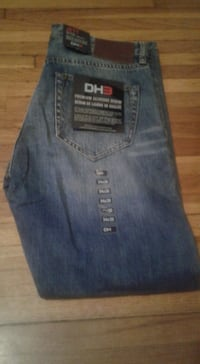 Mans DH3Jett Slim Fit Selvedge Jeans.New with tags.Size 36X30  Windsor