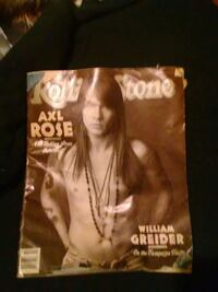 Rolling Stone Magizene Anderson, 96007