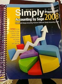 Simply account sage 2008 learning manual Delta, V3M 6S5
