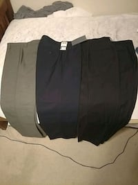 4 pairs of dress pants 29x30 Vienna, 22182