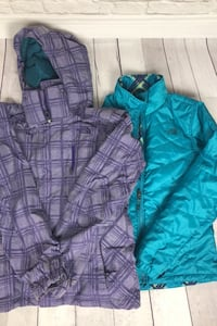 The North Face winter jacket  New Westminster, V3L 3C2