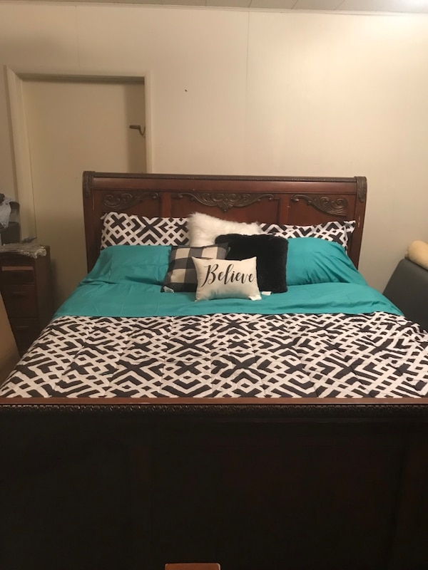Used King size sleep number bed. for sale in Gainesville ...