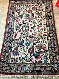 Carpet hand made very beautiful hi 732 km