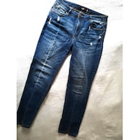 Design Lab Distressed Jeans 31 Burnaby