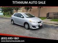 Toyota Matrix 2009 Houston
