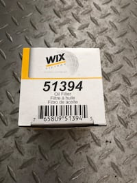 Brand new WIX 51394 engine oil filter