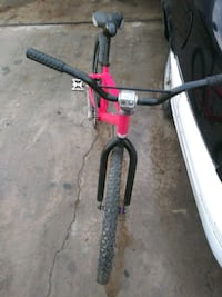 black and red BMX bike Bakersfield, 93307