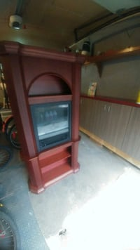 Electric fireplace  Dorval, H9S 2T6