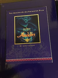 Aladdin deluxe collector's video edition vhs Wenatchee, 98801