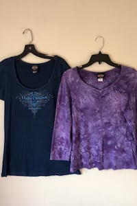 2/11.00 Harley Ladies Shirts szXL&L Muskego, 53150