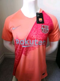Brand new in tags Barcelona  [TL_HIDDEN] rd Kit!   Mississauga, L5B 0A1
