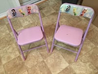 Tinkerbell Folding Chairs Dumfries, 22025