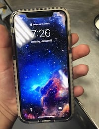 iPhone X brand new Capitol Heights, 20743