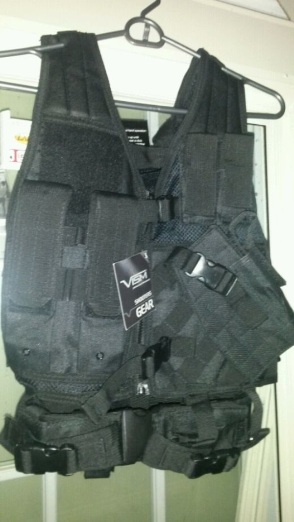 Airsoft field Gear