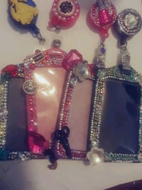 Bling ID covers