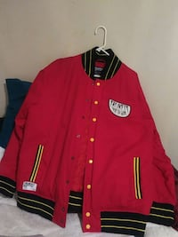 red button-up jacket Bowling Green, 42101