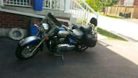 black and gray touring motorcycle Vaughan, L4L 8N6