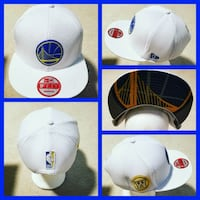 white and black baseball cap Capitol Heights, 20743