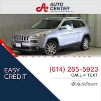 2014 Jeep Cherokee Limited Columbus, 43235