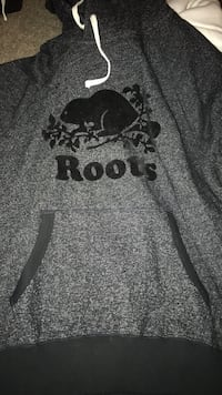 Brand new black pepper pull over hoody roots Brampton, L6T 0G2